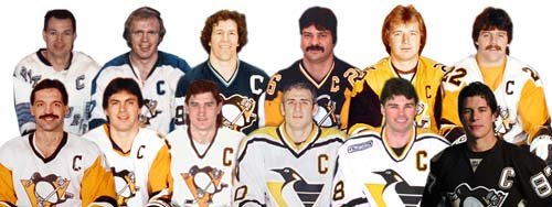 newest 506a6 af0e5 Pittsburgh Penguins All-time Captains – PittsburghHockey.net