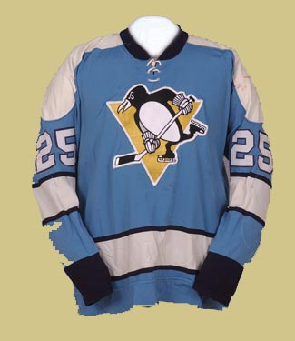 Pittsburgh Penguins History Jersey Numbers 51