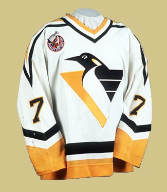 best sneakers f6356 fd569 1993-2000 Pittsburgh Penguins Home Jerseys