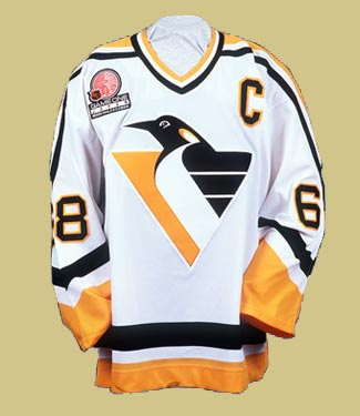 best sneakers 96827 143c7 1993-2000 Pittsburgh Penguins Home Jerseys
