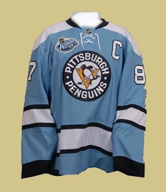 promo code db166 47943 2008 Pittsburgh Penguins NHL Winter Classic Jersey