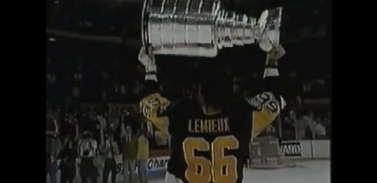 The Last Time the Pens Wore this Uniform …