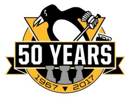 Design Flaw with Penguins 50th Anniversary Logo?