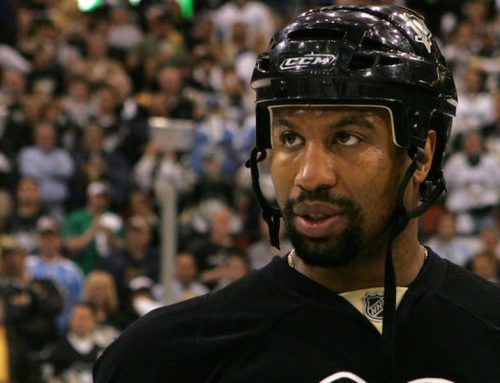 Georges Laraque calls Pens 'embarrassment' for planned White House visit